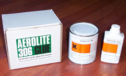 Aircraft Adhesive Aerolite 306 and Prefere 5325